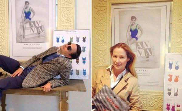 Josie y Fiona Ferrer son sólo algunos de los fans con los que cuenta la marca